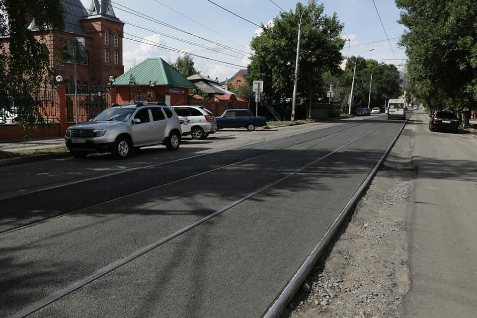Губернатор Сергей Морозов поручил заняться благоустройством улицы Радищева в Ульяновске