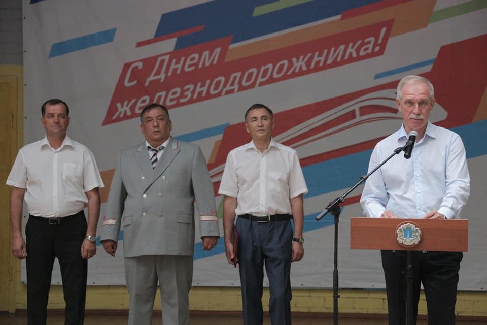 Сергей Морозов: «Ульяновская область и ОАО «РЖД» – давние партнёры»