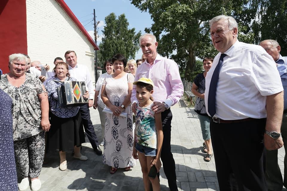 Сергей Морозов: «В этом году мы приводим в порядок 5 учреждений культуры в Цильнинском районе»