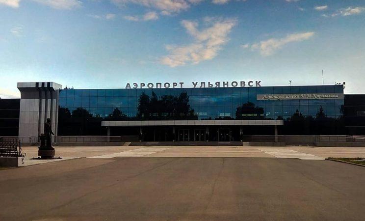 Предвыборное чудо: центральный аэропорт в Ульяновске запущен