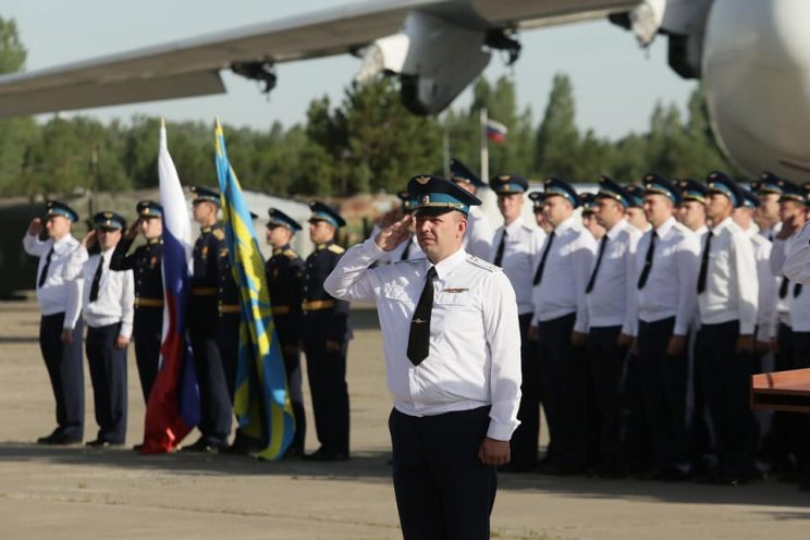 В Ульяновске отметили День военно-космических сил России