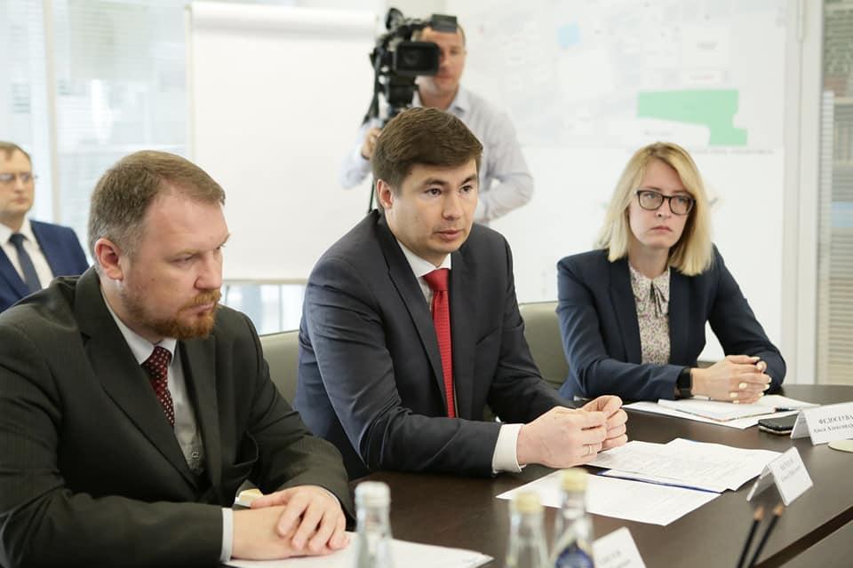 В Ульяновской области до конца 2018 года начнется производство лопастей для ветряков