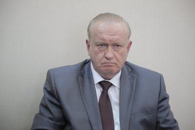 Заксобрание Ульяновской области возглавил бывший вице-спикер Валерий Малышев