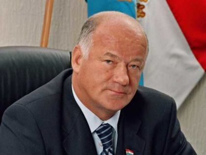 Умер председатель Самарской Губернской думы Виктор Сазонов