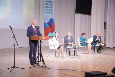В Ульяновске прошел медицинский форум «Наставник: учитель и помощник»