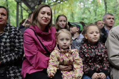 В Ульяновске снова прошла акция «Роди патриота в День России»