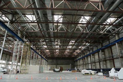 В Ульяновской области начали строительство завода по производству компонентов для ветростанций