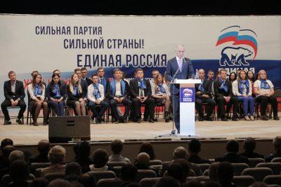 Сергей Морозов предложил партиям, участвовавшим в выборах, конструктивное сотрудничество