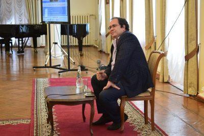 Максим Замшев: «Важно слушать и слышать голос писателей и читателей»