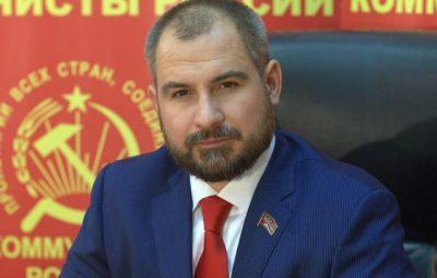 Максим Сурайкин стал заместителем председателя Законодательного собрания Ульяновской области