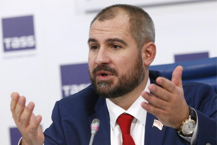 Ъ-Волга: «Коммунисты России» пришли на родину Ленина