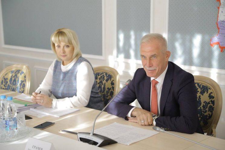 Сергей Морозов встретился с избранными депутатами от ЛДПР