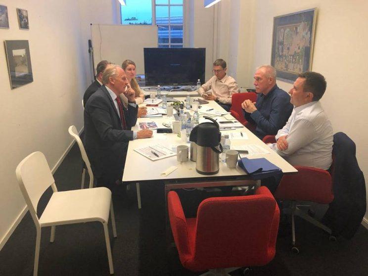 Сергей Морозов из Швеции: «Мы видим желание партнёров продолжать работу с Россией»