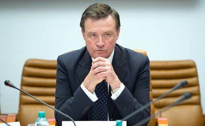 Сергей Рябухин выдвинут на должность члена Совета Федерации России