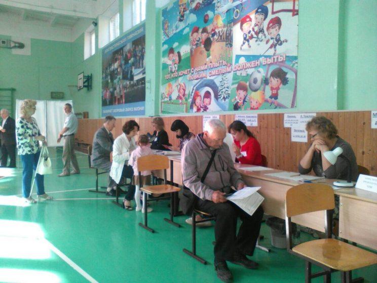 Выборы в Ульяновской области: итоги от Ульяновской городской избирательной комиссии