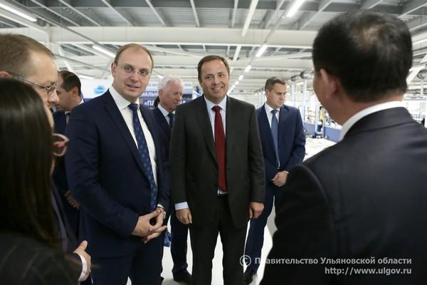 В портовую особую экономическую зону «Ульяновск» за три года удалось привлечь более 20 резидентов