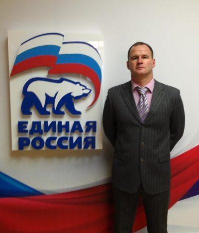 Алексей Кошаев приостановил членство в партии «Единая Россия»