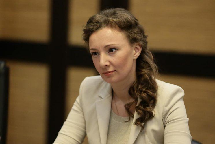 В Ульяновске с рабочим визитом находится Анна Кузнецова