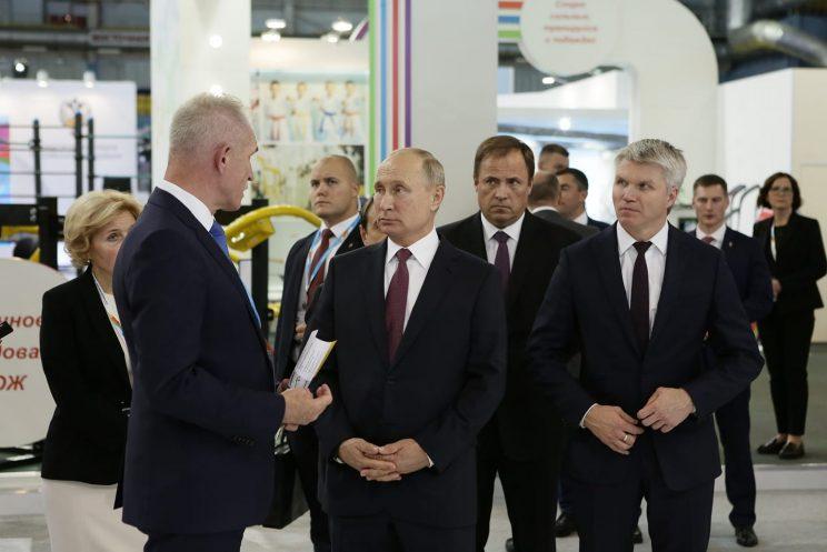 Сергей Морозов: «Владимиру Владимировичу понравился наш город»