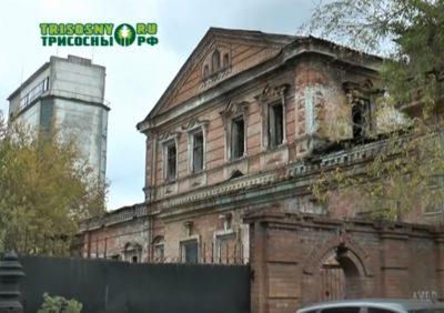 В Димитровграде разрушается усадьба купца-мецената Алексея Таратина