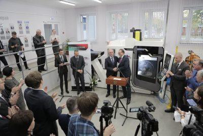 В Ульяновске открылся Центр промышленного интернета в машиностроении