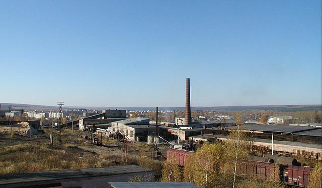 На диатомовом комбинате в Ульяновской области погиб рабочий
