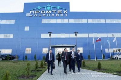 В Ульяновске могут открыть производство интерьеров для самолетов Superjet, МС-21 иТу-214