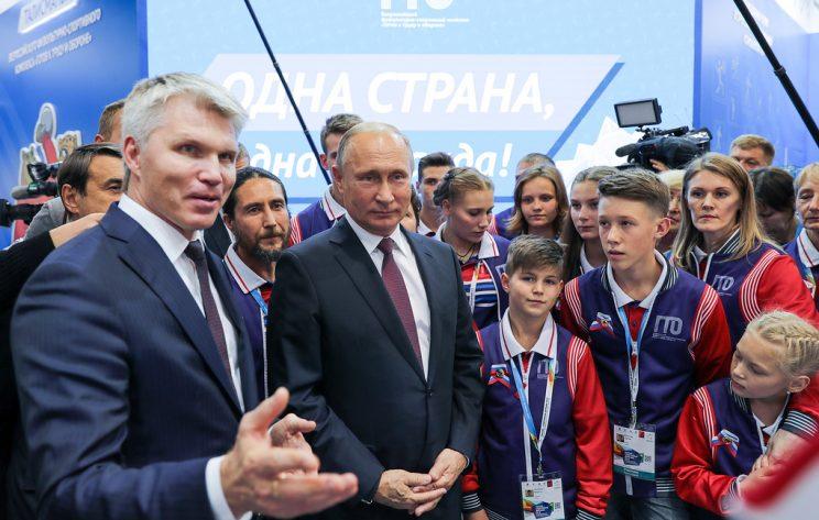 Колобков: выступление Путина стало самым ярким событием первого дня форума в Ульяновске