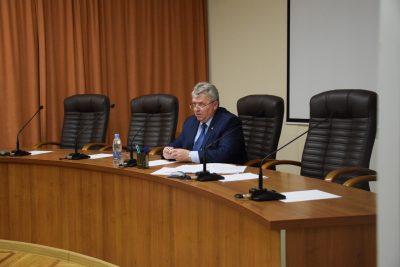 Сергей Панчин: «Осталось подключить тепло в 7 домов»
