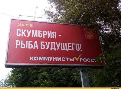 Ульяновский депутат оштрафован за бросок скумбрией в «Коммунистов России»