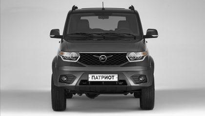 УАЗ запустил продажи обновленного Patriot