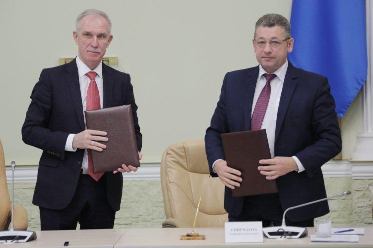 У ульяновского губернатора появился влиятельный конкурент