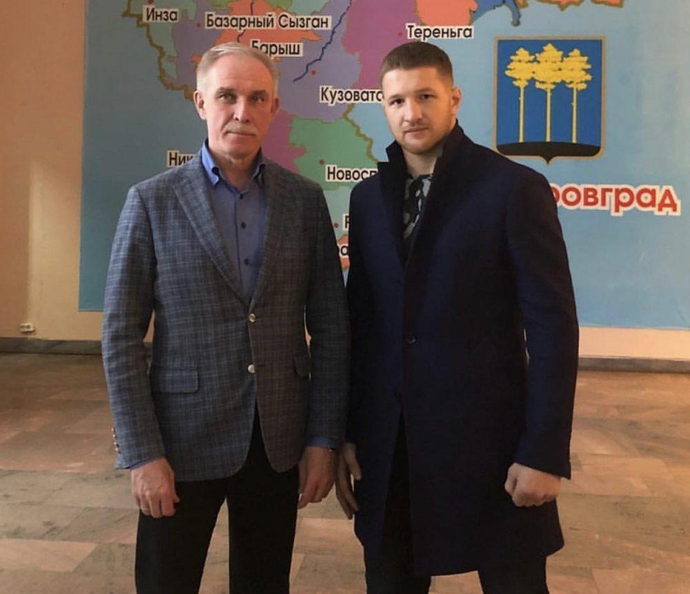 Simbirsk City Chempion Po Smeshannym Edinoborstvam Vs Gubernator Ulyanovskoj Oblasti Raund Pervyj