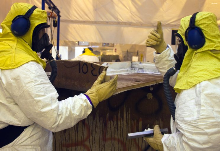 Радиоактивные отходы свезут в Димитровград?